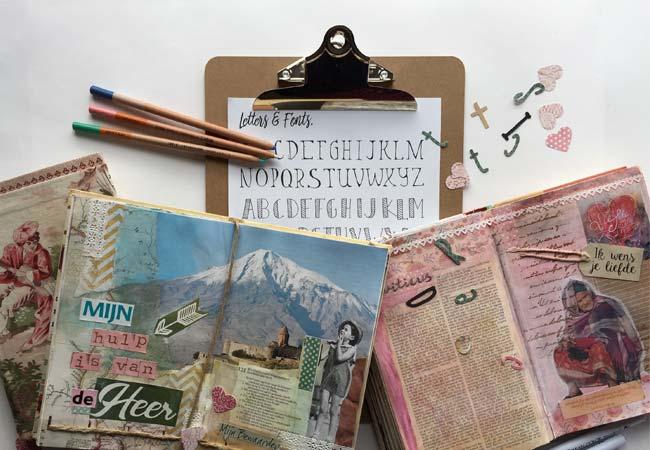 Art Journals Algemeen