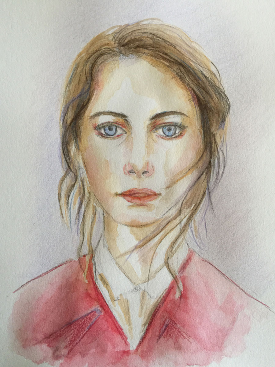 Watercolor Potlood